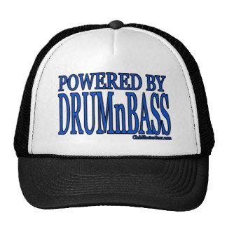 powered by DRUMnBASS Trucker Hats