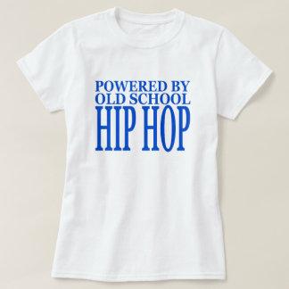 Powered by HIP HOP t shirt