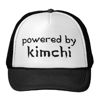 POWERED BY KIMCHI MESH HATS