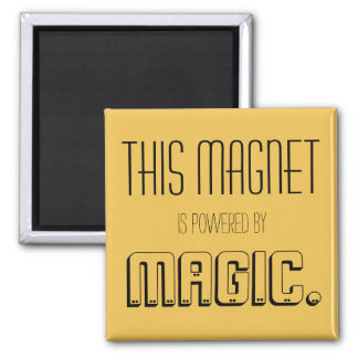 Powered By Magic Magnet