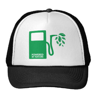 Powered by Nature Biofuel Trucker Hat