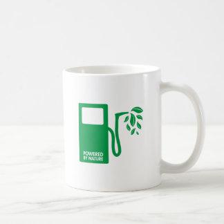 Powered by Nature Biofuel Mugs