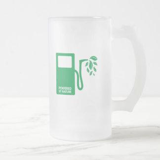 Powered by Nature Biofuel Coffee Mugs