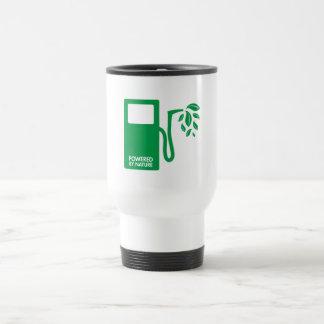 Powered by Nature Biofuel Coffee Mug