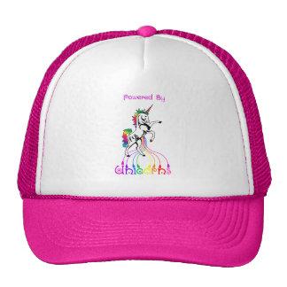 Powered by Unicorns Hat