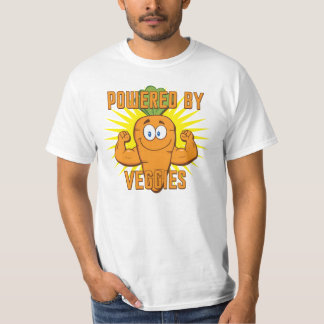 Powered By Veggies T-Shirt