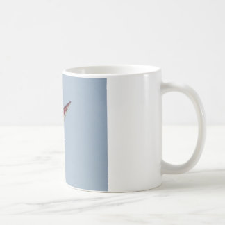 Powered hang glider coffee mug