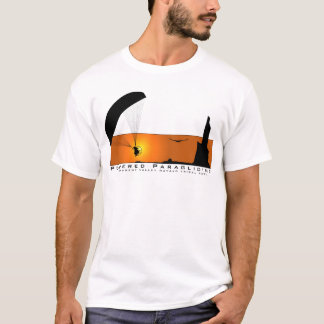 Powered Paragliding in MONUMENT VALLEY NAVAJO TRIB T-Shirt