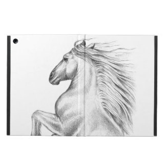 Powerful Andalusian Horse Cover For iPad Air