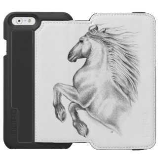 Powerful Andalusian Horse Incipio Watson™ iPhone 6 Wallet Case