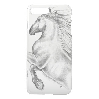 Powerful Andalusian Horse iPhone 8 Plus/7 Plus Case