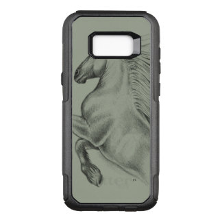 Powerful Andalusian Horse OtterBox Commuter Samsung Galaxy S8+ Case