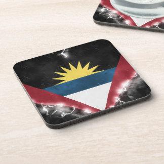 Powerful Antigua and Barbuda Coasters