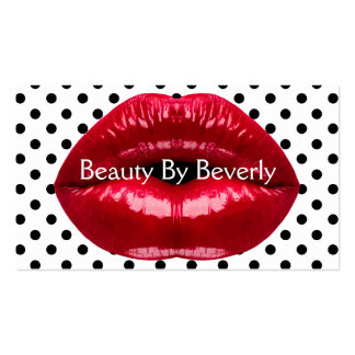 Powerful Beauty Business Cards
