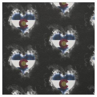 Powerful Colorado Fabric