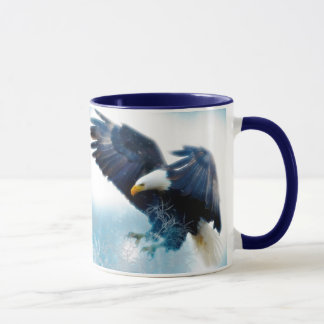 Powerful Eagle Mug