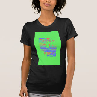 Powerful ECO USA Hillary Hope We Are Stronger Toge T-Shirt