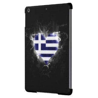 Powerful Greece iPad Air Cover