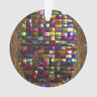 Powerful Healing Energy CRYSTAL STONE GRAPHICS Ornament