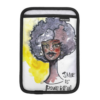 Powerful Jane iPad Mini Sleeve
