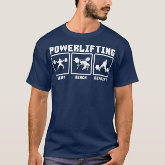 Powerlifting T-Shirt