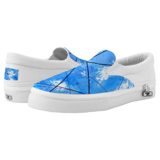 Powerlines Artist Designed Unisex Sneakers