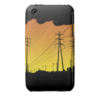 Powerlines iPhone3G iPhone 3 Cover