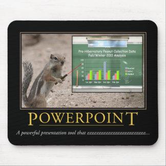 Powerpoint Demotivational Mousepad