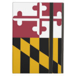 Powis Ipad Case with Maryland State Flag, USA