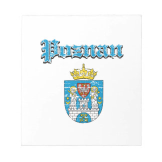 POZNAN design Notepad
