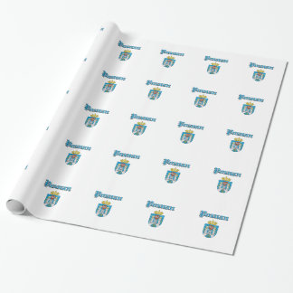 POZNAN design Wrapping Paper