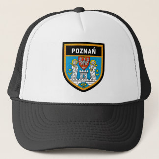 Poznań Flag Trucker Hat
