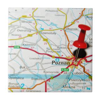 Poznan, Poland Tile