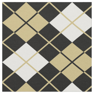 PP Argyle Fabric