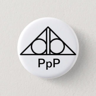 PPP swipes in 3 Cm Round Badge