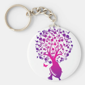 PR(L)AY BASIC ROUND BUTTON KEY RING