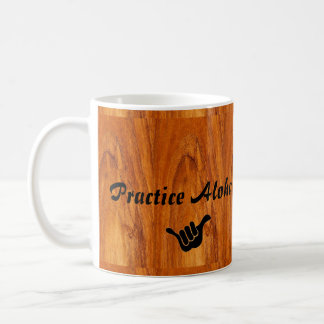 Practice Aloha Mug