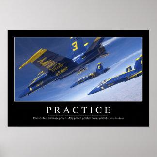 Practice: Inspirational Quote Print