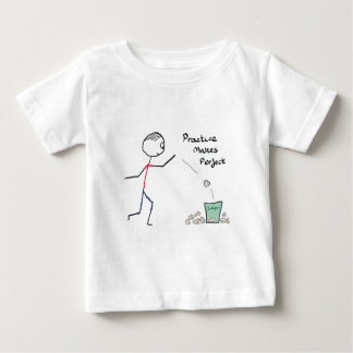 Practice Makes Perfect Baby T-Shirt