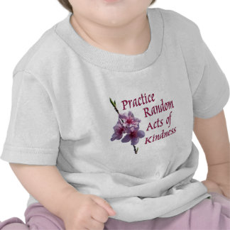Practice Random Acts of Kindness T-shirts