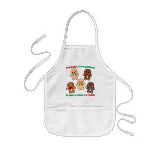 Practice Safe Baking! Kids Apron