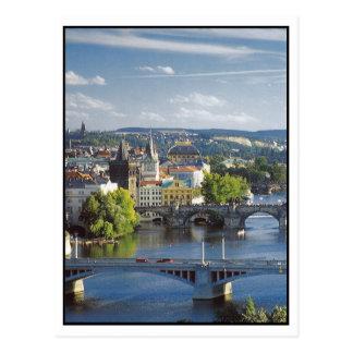 Prague #3 - Postcard