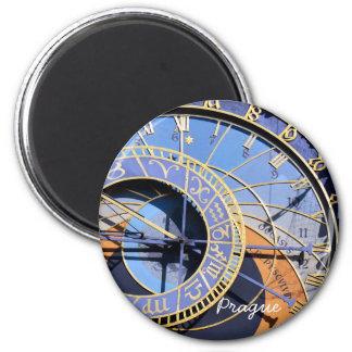 Prague, Astronomical Clock, Czech (Magnet) Magnet