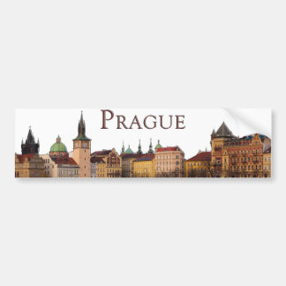 Prague Bumper Sticker
