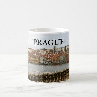 Prague – Castle II Basic White Mug