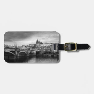Prague Castle Luggage Tag