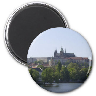 Prague Castle Magnet