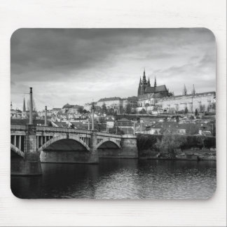 Prague Castle Mouse Pad