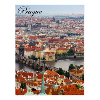 Prague Charles Bridge (Karlův most) Postcard