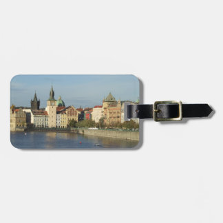Prague Customized Luggage Tag